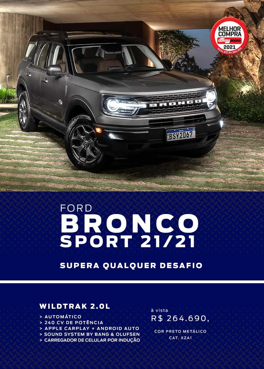 RP > Novos > Bronco > até 31/10